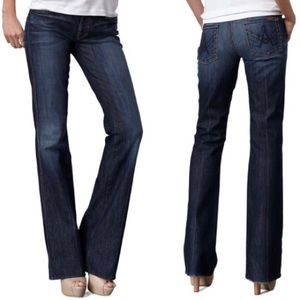 7 FOR ALL MANKIND 'A' Pocket Boot Cut Jeans